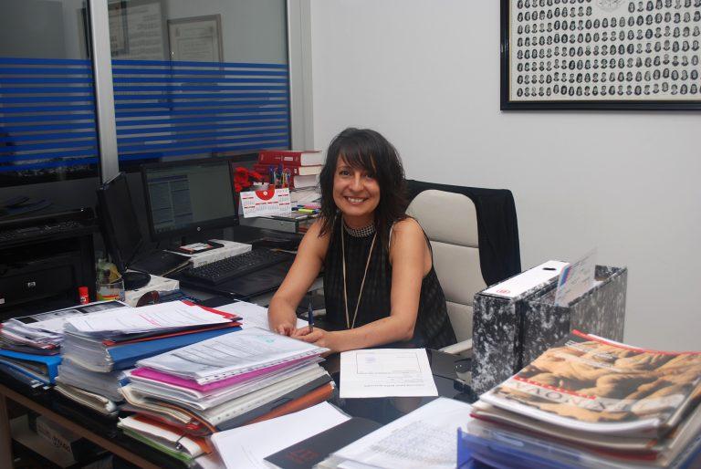 Mª Luz, socia de GDN asesoria en Santander